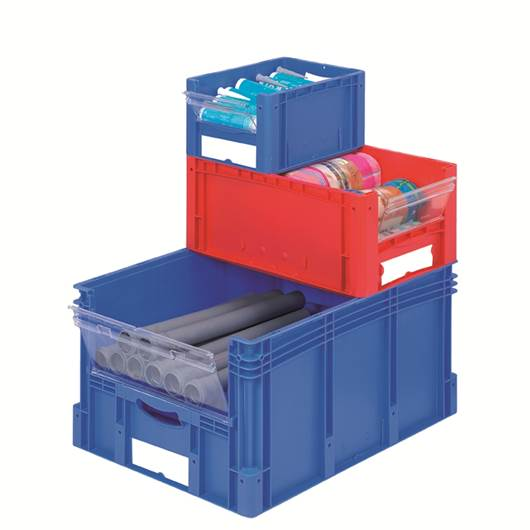 Picture of View & Pick Stacking Containers
