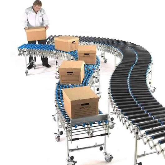 Picture of Expanding Conveyors