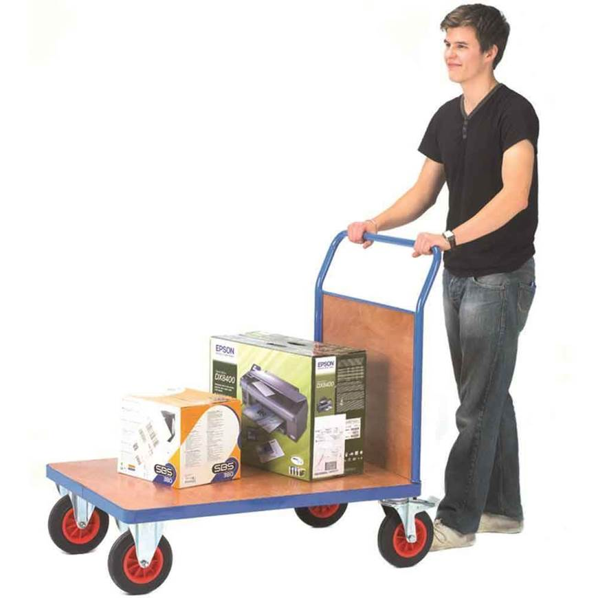 Picture of Fort Plywood Platform Trucks with Single End