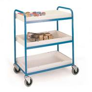 Picture of Plastic Tray Trolleys