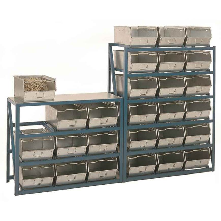 Picture of Steel Bin Racks