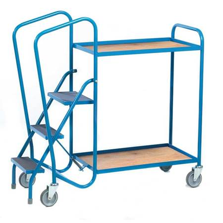 Picture for category Order Picking Trolleys