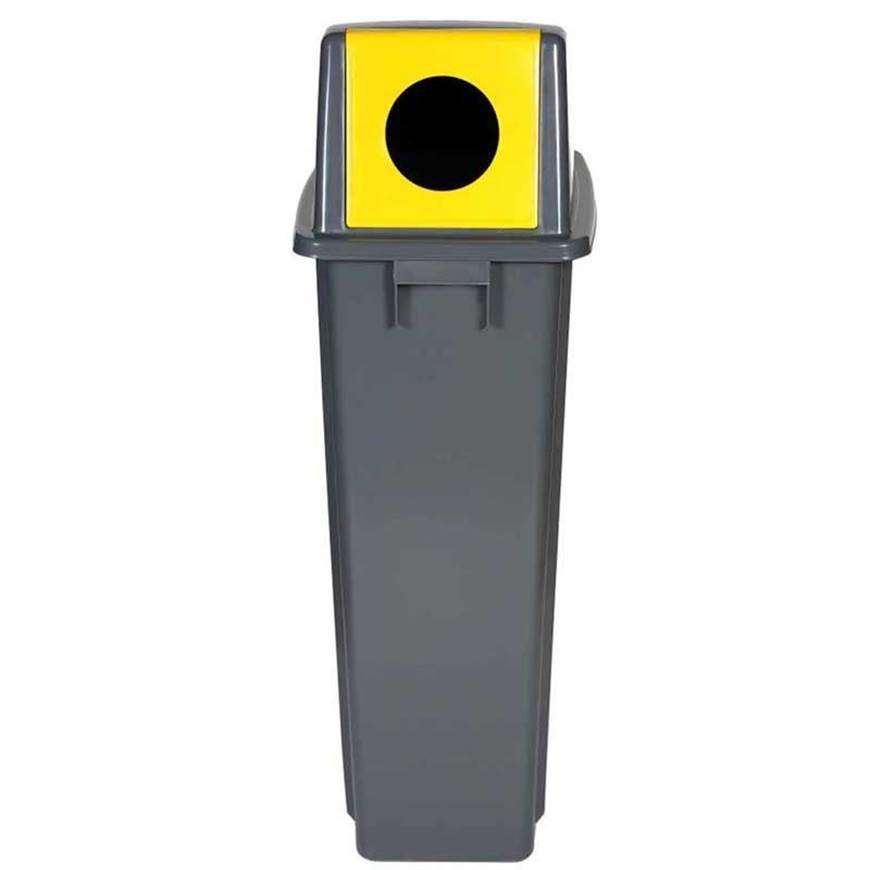 Picture of Recycling Bins with Round Aperture Lid