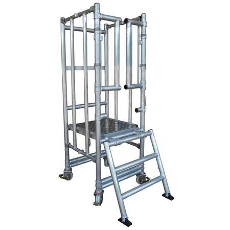 Picture for category Podiums & Lift Cages