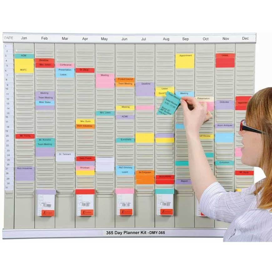 Picture of Yearly Day Planner Kit