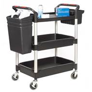 Picture of Proplaz Plus Deep 3 Tray Trolleys