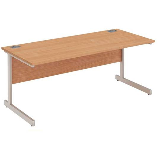Picture of Fraction+ Desk - Rectangular Workstations