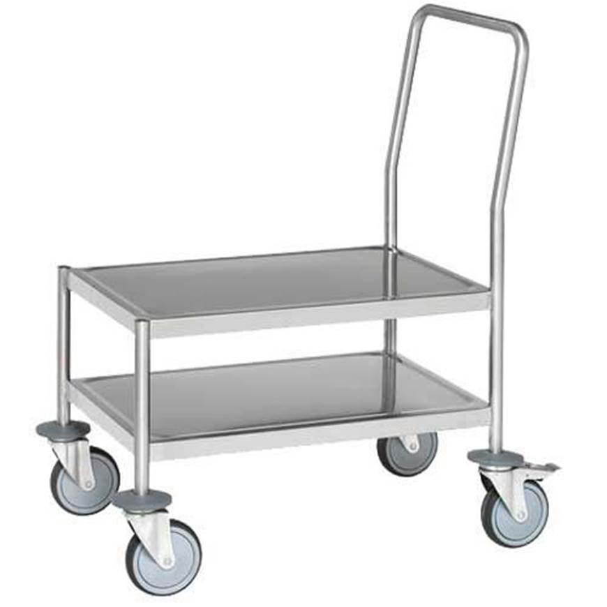 Picture of Stainless Steel Platform Trucks