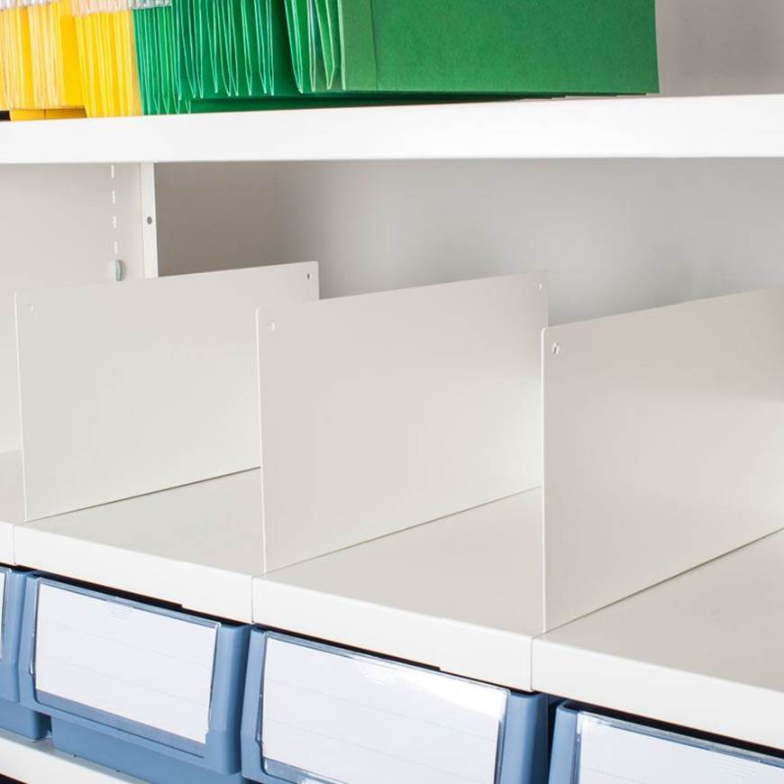 Picture of Dividers for Delta Plus Shelving
