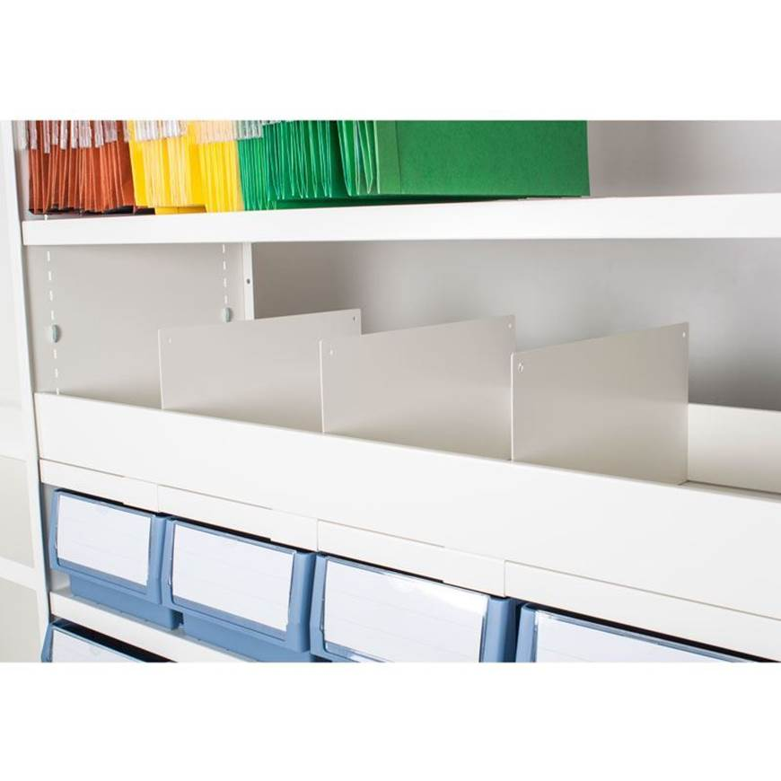 Picture of Bin Fronts for Delta Plus Shelving