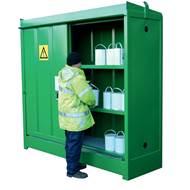 Picture of Hazardous Material Stores