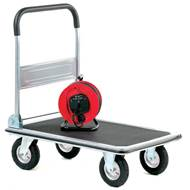 Picture of Large Wheeled Folding Trolley